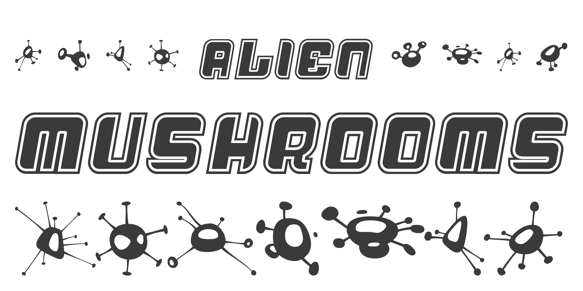 AlienMushrooms
