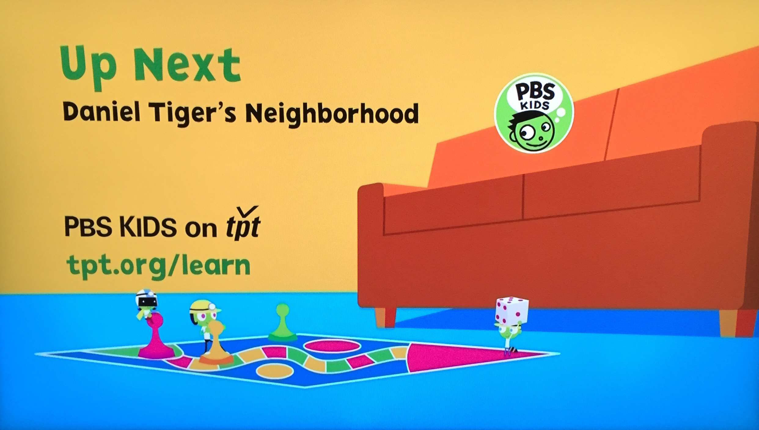 PBS KIDS Headline Fonts for TV